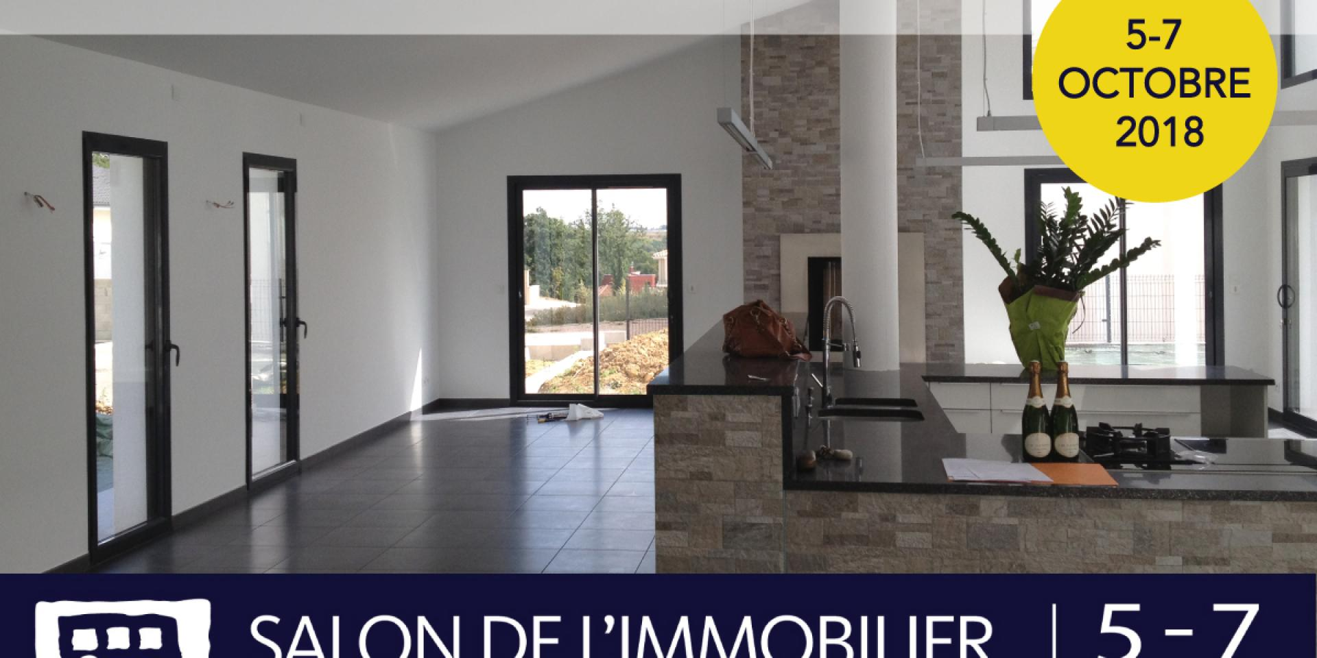 Salon de l'immobilier à Toulouse